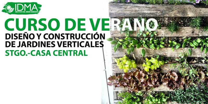 Curso de verano de dise o y construcci n de jardines for Curso diseno jardines